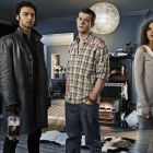 Aidan Turner, Russell Tovey and Lenora Crichlow star as a vampire, a werewolf and a ghost in BBC Three drama 'Being Human', which ran from 2008 to 2013.