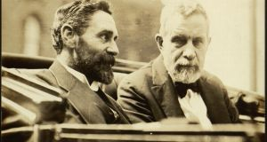 Roger Casement and John Devoy  in 1915