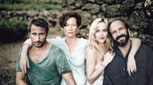 A Bigger Splash review:  hugely attractive, frustratingly evasive