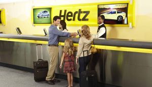 Hertz, which is headquartered in Florida and listed in New York, has shed more than half its market value in the past three months.