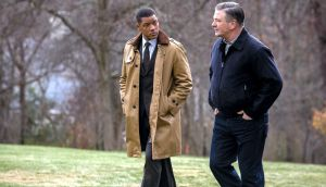 Written in crayon and edited in oven gloves: Will Smith and Alec Baldwin in Concussion