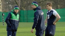Joe Schmidt: 'We can't afford to slip up'