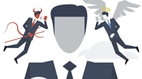 How to handle the devil's advocate