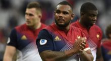 Loosehead prop Jefferson Poirot will make his first start for France in Saturday's Six Nations game against Ireland at Stade de France. Photograph: Franck Fife/AFP/Getty Images