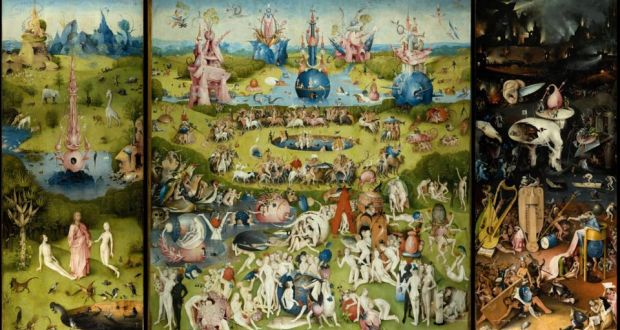 2ecd1e6b0b1 Bosch s triptych The Garden of Earthly Delights