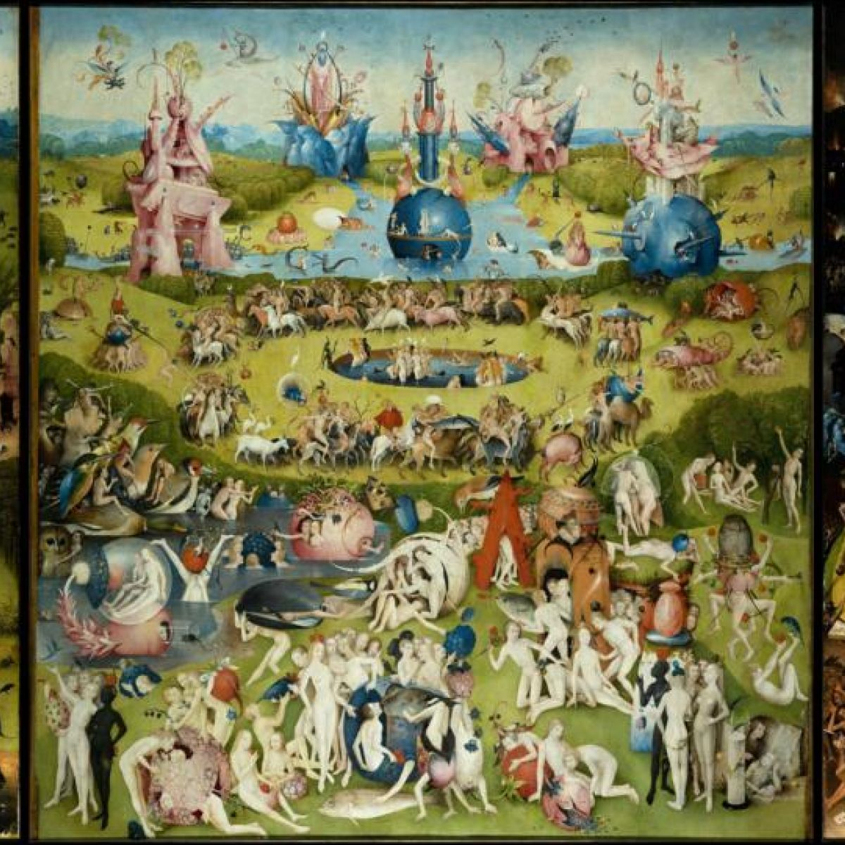 Saving Hieronymus Bosch from the devil