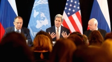 Kerry: world powers to expand Syria aid 'immediately'