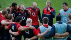 Eddie Jones has picked his England team to play Italy on Sunday. Photograph: Paul Childs/Reuters