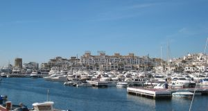 Puerto Banus, near Marbella on the Costa del Sol: the local authority intends to have tourist rental activity fully regulated by the end of summer 2016