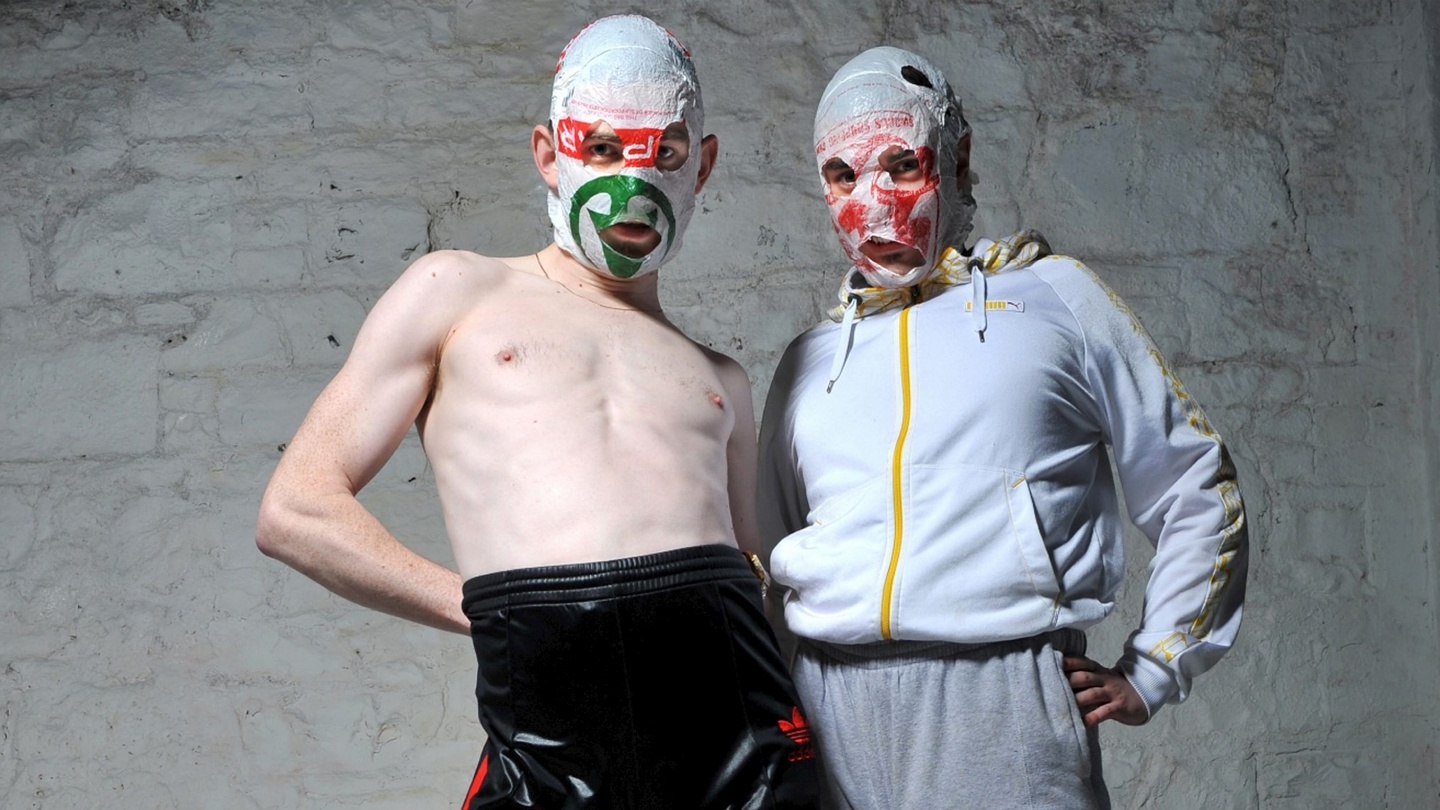 The Rubberbandits wwwirishtimescompolopolyfs12532446145528069