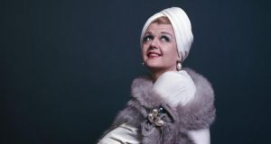 Star power: Angela Lansbury in the Broadway musical Mame, in 1966. Photograph: Jack Mitchell/Getty