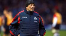 Vern Cotter's Scotland side travel to Cardiff to play Wales on Saturday. Photograph: PA