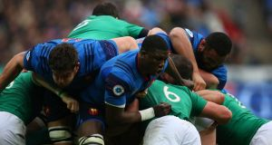 Six Nations Saturday Live: France 3 - 9 Ireland