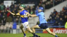 Tipperary's Conor Kenny and Dublin's Eoghan O'Donnell Photograph: Inpho/Ken Sutton