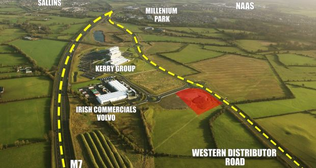 d930dc527dd2c2 The 1.41-acre site is zoned Q (enterprise and employment) under the Kildare