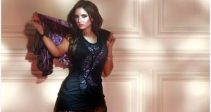 Model Nadia Forde who is represented by Assets Model Agency