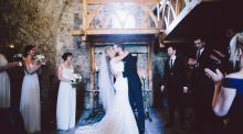 Our wedding story: a Canadian wedding in an Irish castle