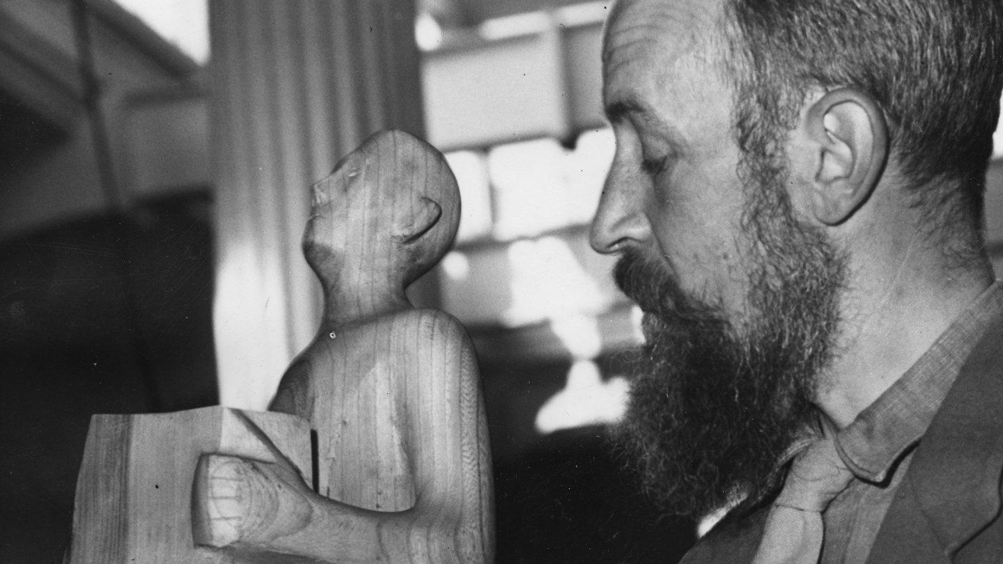 The Life and Work of Oisín Kelly by Fergus S Kelly review: a slim but  weighty study
