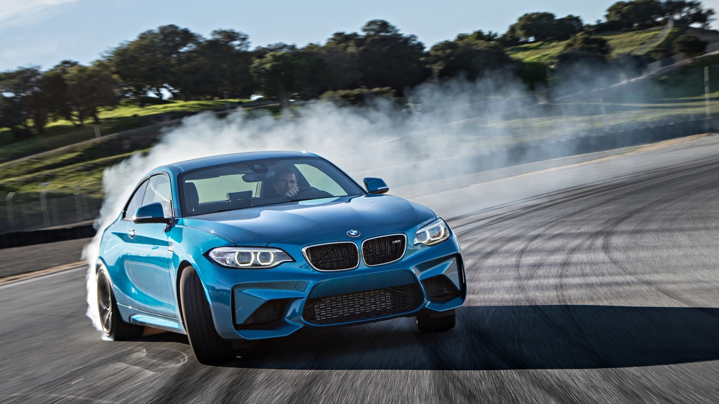 BMW Convertible bmw vs mercedes drift First drive: BMW's M2 is fast and furious but maybe not the full M ...