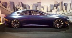Lexus LF-FC concept: showcasing the premium brand's plans for a fuel cell future fater 2020