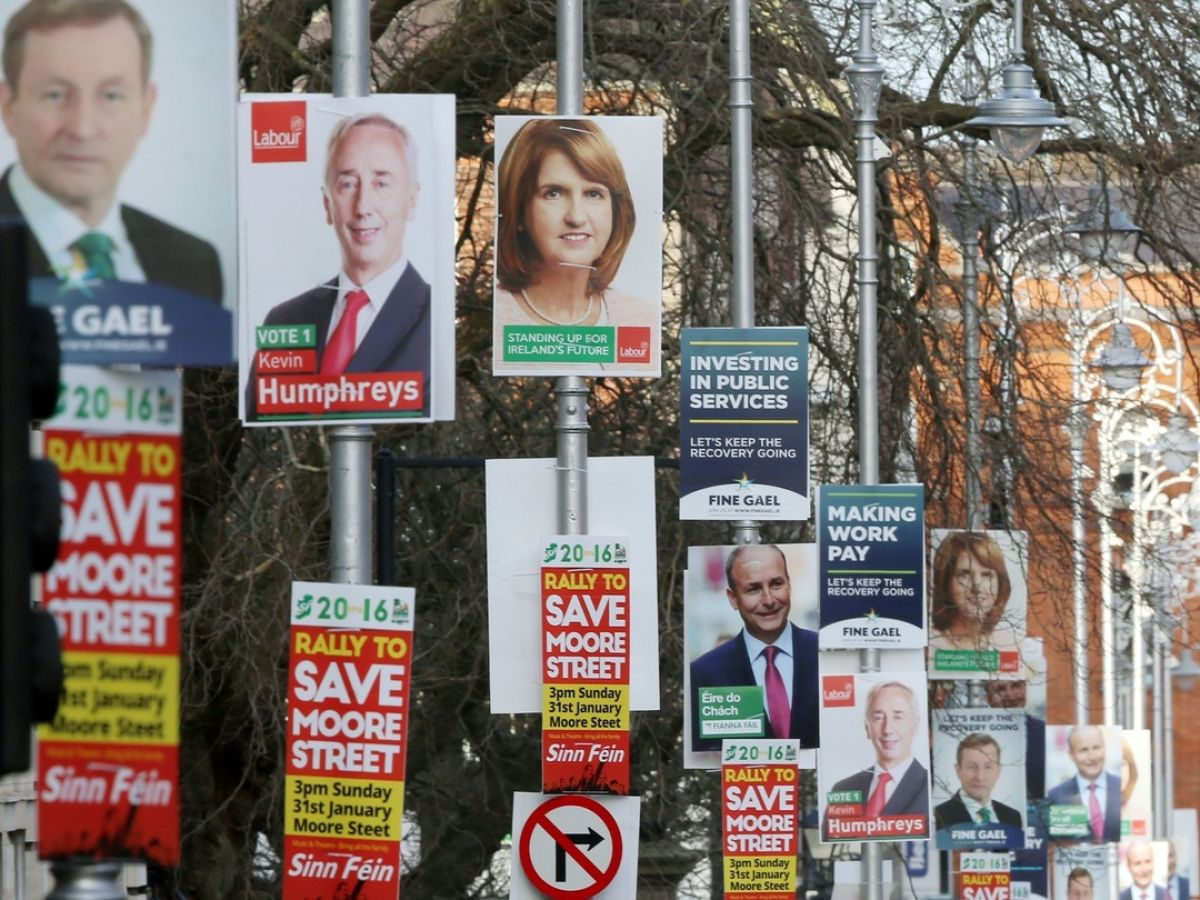 Election 2016: Where do the main parties stand on emigration