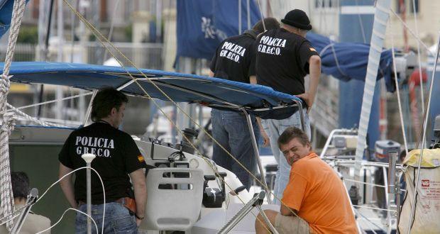 Spain remains global crime hub and haven for fugitives