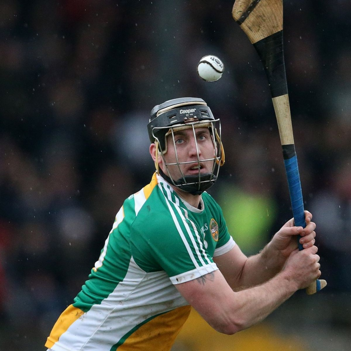 Shane Dooley on fire as 14 man Offaly see off Laois