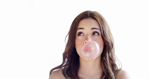 Surprising health benefits of chewing gum