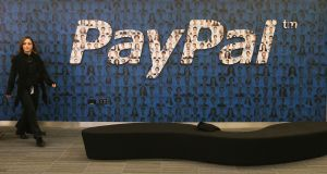 Paypal plans to roll out One Touch, which eliminates the need to retype payment information and passwords for online and mobile checkouts, to an additional 120 markets. Photo: PA Wire