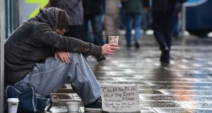 More families became homeless in Dublin last month than in any previous month on record, the latest figures show. File photograph: Alan Betson/The Irish Times