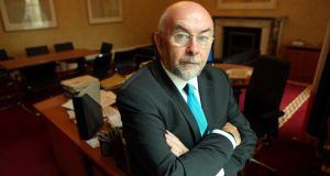 "Ruairi Quinn: ""Ireland is a very conservative country. There are only two countries of the 28 EU member states that have never had a Labour-led, or even majority Labour government: Latvia and Ireland."" Photograph: Frank Miller"