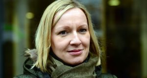 Renua leader Lucinda Creighton has said the general election will be 'make or break' for the party. File photograph: Cyril Byrne/The Irish Times