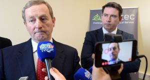 Taoiseach  Enda Kenny    has said he wants an  expert group to  work with the Oireachtas all-party committee to discuss the possibility of a referendum on the Eighth amendment.   Photograph: Eric Luke/The Irish Times