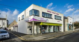 The retail premises on Vernon Avenue in Clontarf, Dublin 3 has unexpired leases from tenants O'Briens off-licence and Anne Rossi Beauty Salon.