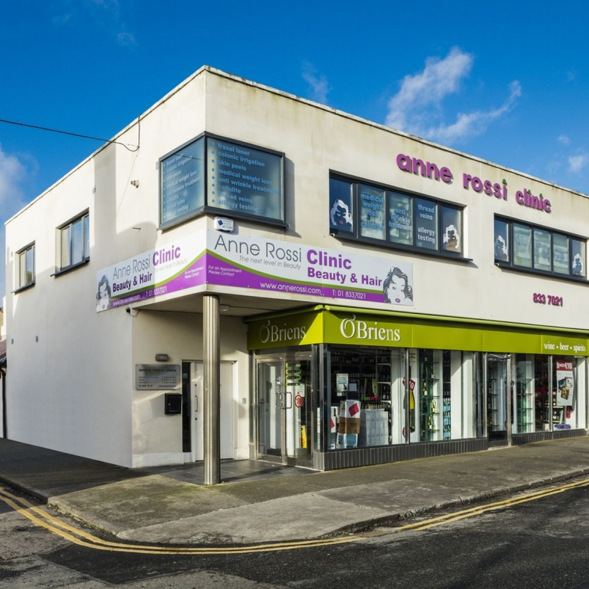 Clontarf retail premises for sale for €1,325,000