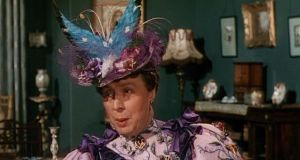 Edith Evans in The Importance of Being Earnest (1952)