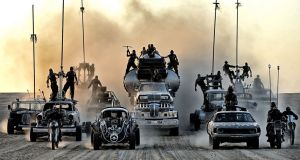 Race for the prize: Mad Max is  usual in that it's a mainstream film in the best picture fight