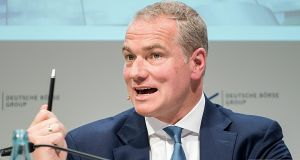 Carsten Kengeter, CEO of Deutsche Börse, would head up the company formed from the merger with LSE.