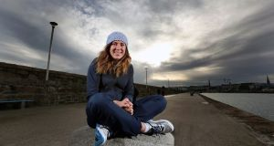 "Annalise Murphy: ""There's maybe three or four that are likely to win the gold medal but eight of us definitely have the potential to win. I think on my good days I'm in that eight."" Photograph: Dan Sheridan/Inpho"