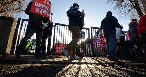 ASTI may well be on a collision course with government over pay and productivity reforms, along with changes to the junior cycle. Photograph: The Irish Times