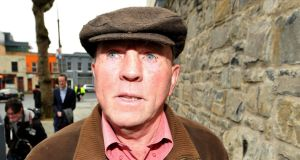 "Thomas ""Slab"" Murphy: the discovery of the cash emerged during his trial at the Special Criminal Court for failing to file tax returns. He is due to be sentenced on Friday. Photograph: Clodagh Kilcoyne/Reuters"