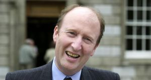 Shane Ross: 'There is absolutely no doubt that what is in the charter is the only thing that matters in the negotiations for government.' Photograph: Cyril Byrne