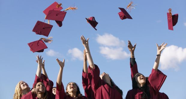 Graduation: what matters more for growing your network is how qualified you appear to be