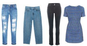Bye bye skinny jeans: denim finally moves on