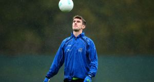Colm Begley will be back in the Laois panel this weekend. Photograph: Inpho