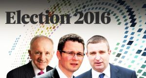 Dan Neville (Fine Gael, not seeking re-election); Patrick O'Donovan (Fine Gael) and Niall Collins (Fianna Fáil)