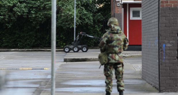 Bomb disposal teams called to three incidents on Thursday