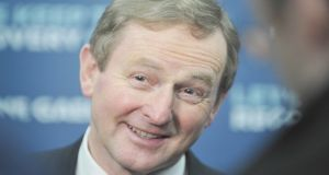Fine Gael's emphasis on reducing taxes may have appealed to middle class voters but it failed to gain traction with the wider electorate. Photograph: Peter Crawley