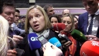 Lucinda Creighton: 'the soft option would have been to run as an Independent'