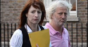 Clare Daly and Mick Wallace